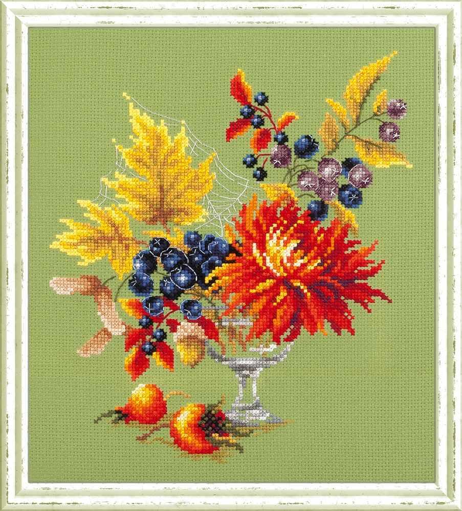 100-005 Осенний букетик