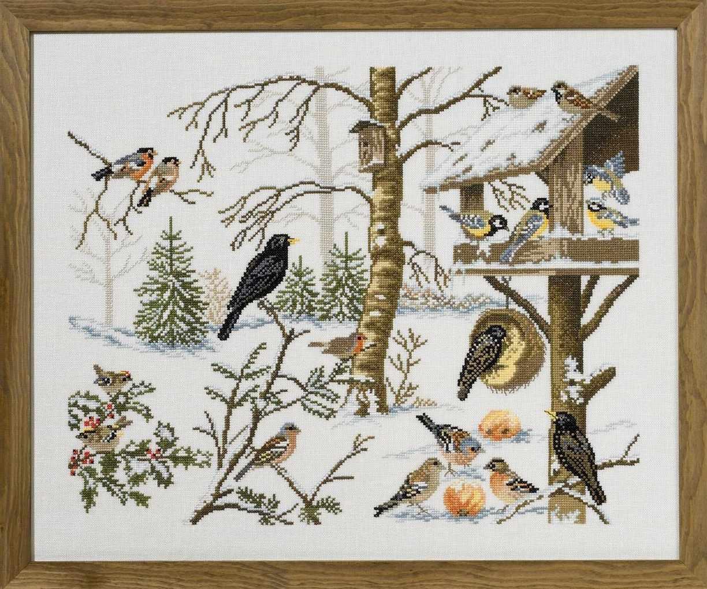 """12-651 """"Кормушка для птиц"""""""