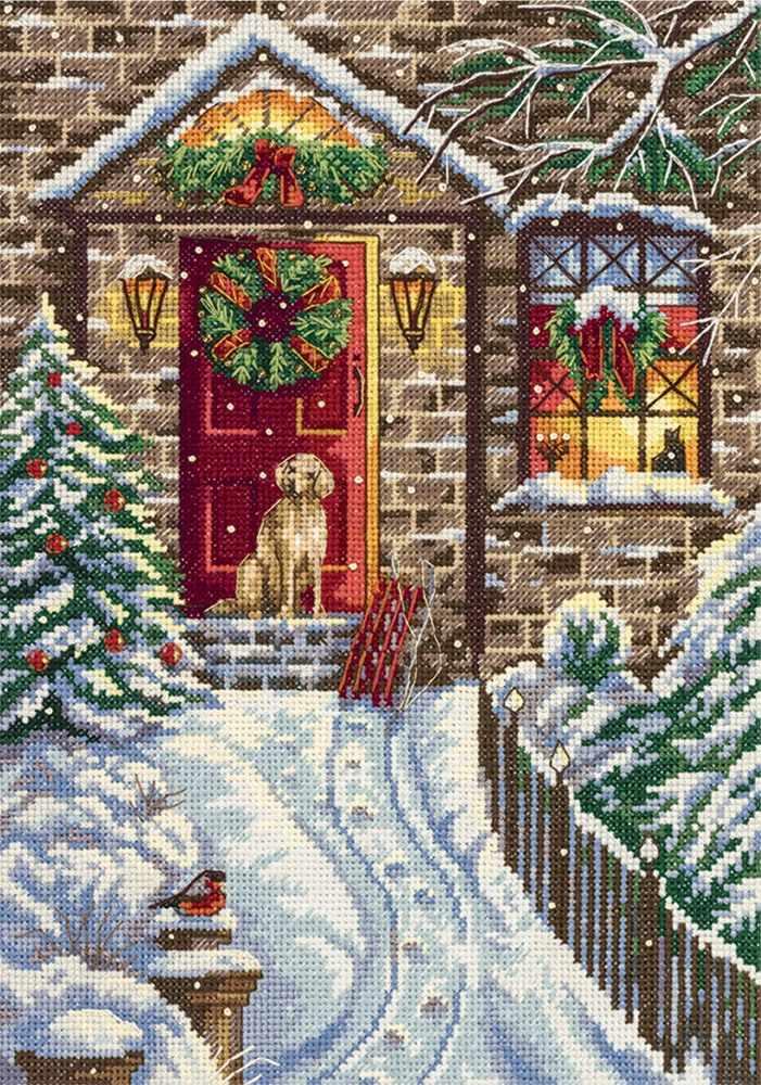 """ПР-7017 """"В канун Рождества"""""""