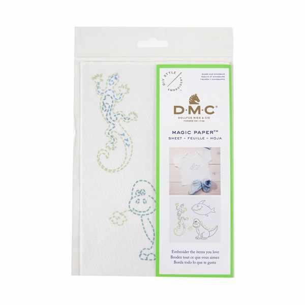 Канва DMC FC111 Бумага Magic Sheet DMC (гладь)