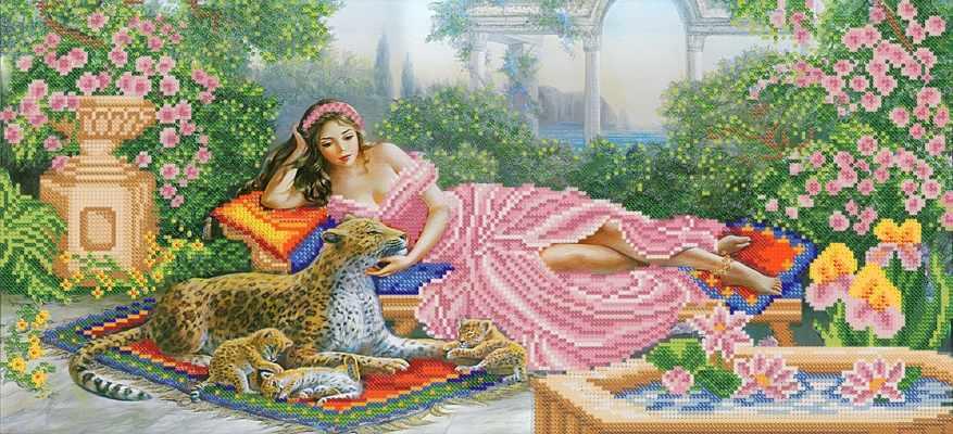 РКП-2-047 Женский каприз - схема для вышивания (Марiчка)