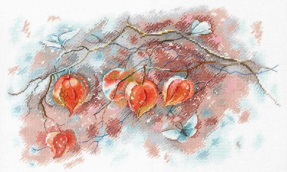 А-016 Осенние фонарики (МП Студия)