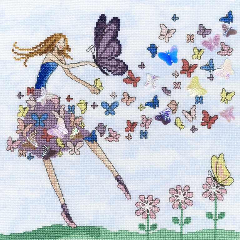 XMM2 Butterfly Dance