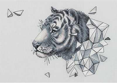 "Ж-7089 ""Геометрия.Тигр"""