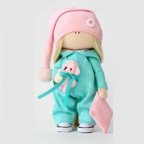 """Набор для пошива текстильной куклы """"Соня"""""""