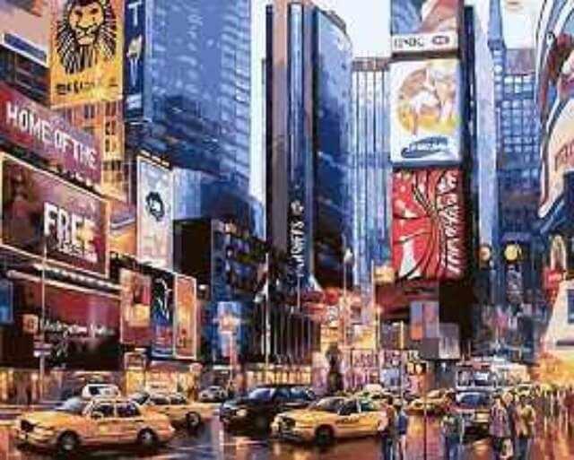 """Mg6537 """"Нью-Йорк"""""""
