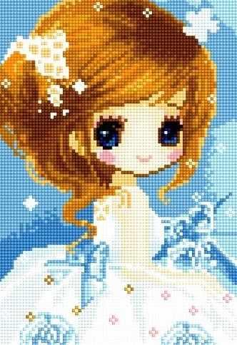 40903-Х Маленькая красавица