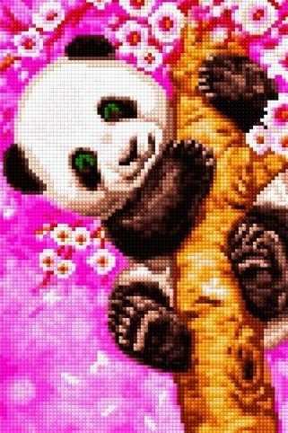 30260-Х Веселая панда