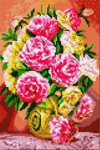 30712-Х Розовая нежность