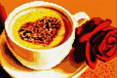 30357-Х Кофе для неё