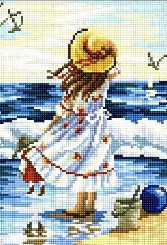41102-Х У моря