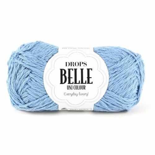 Пряжа DROPS Belle Цвет. 15