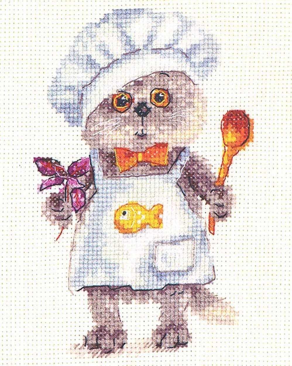 0-182 Басик шеф-повар