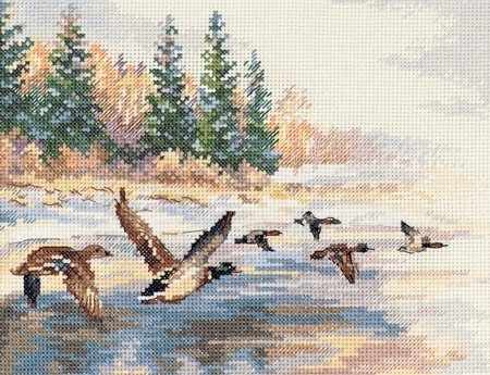 3-27 Утки летят