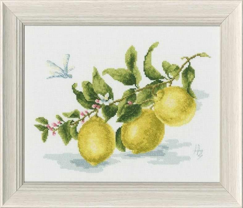 ФС-006 Веточка лимона