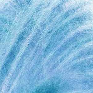Пряжа Пехорка Гламурная Цвет.05-Голубой