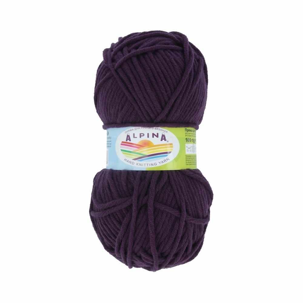 Пряжа Alpina MARTA 016 Фиолетовый