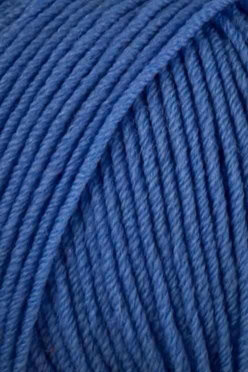 Пряжа Laines du Nord Dolly Maxi Цвет.016 Голубой