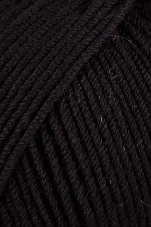 Пряжа Laines du Nord Dolly Maxi Цвет.705 черный