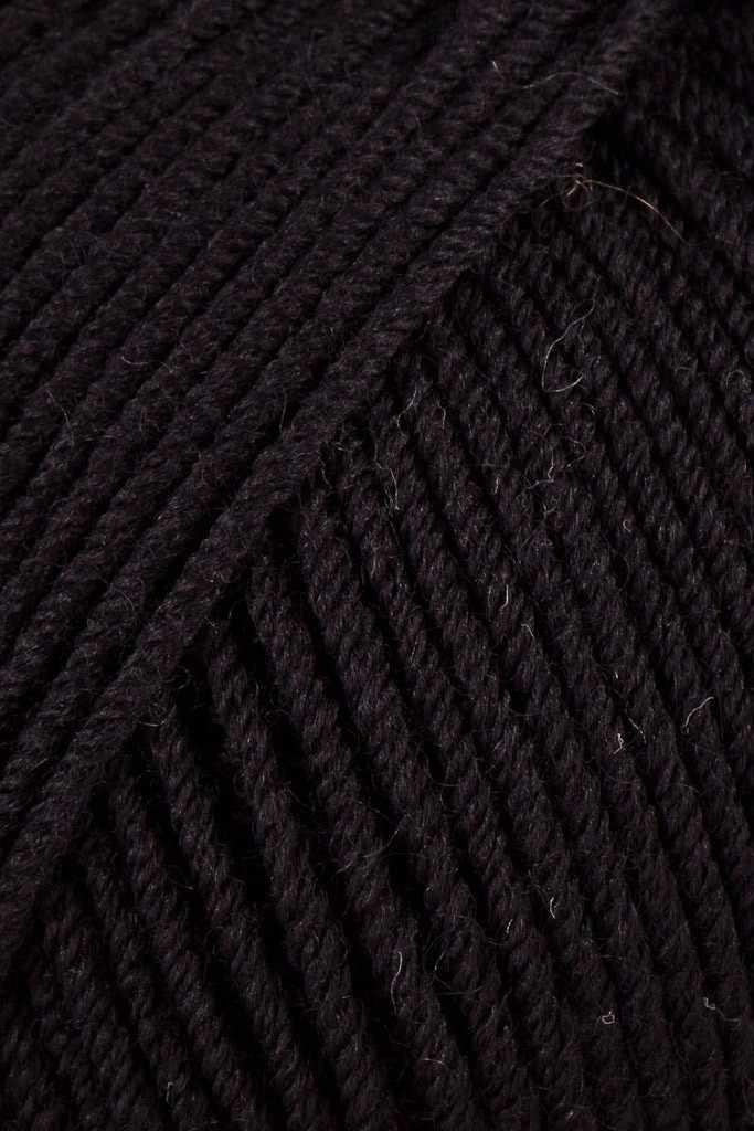 Пряжа Laines du Nord Dolly Baby Цвет.705 черный