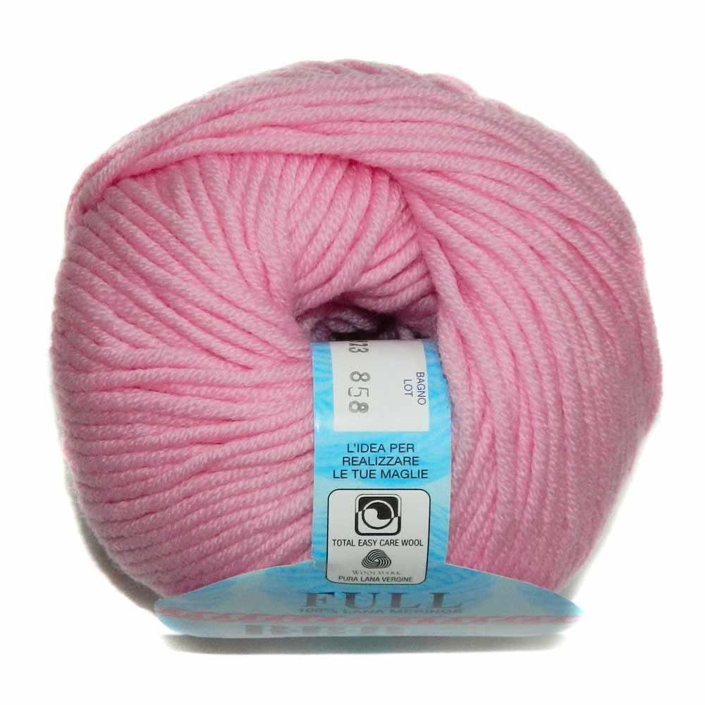 Пряжа BBB Filati Full Цвет.6823 Розовый
