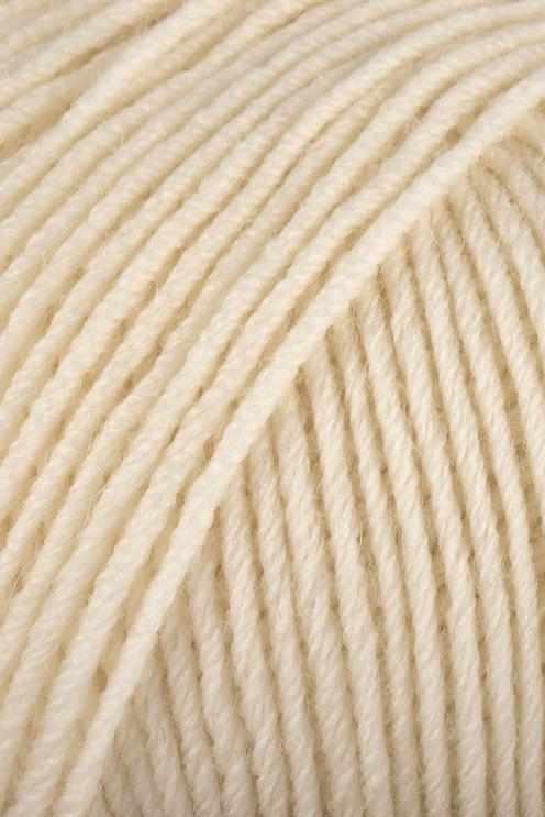 Пряжа Laines du Nord Dolly Maxi Цвет.002 Суровый