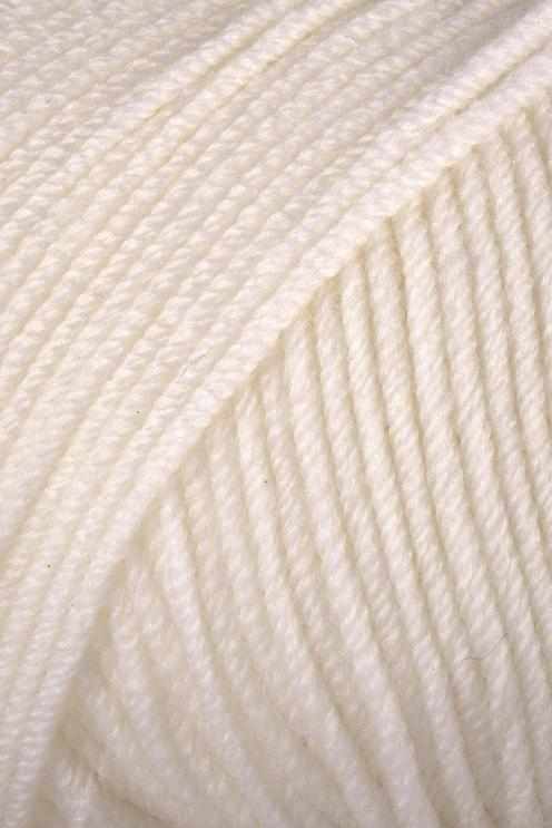 Пряжа Laines du Nord Dolly Maxi Цвет.001 Белый