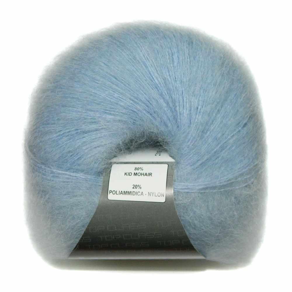 Пряжа Lanoso MOHAIR ROYAL Цвет.02119 Голубой