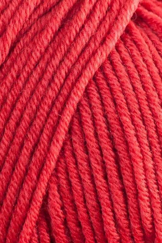 Пряжа Laines du Nord Dolly Baby Цвет.221 Т.Красный