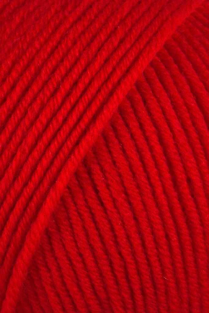Пряжа Laines du Nord Dolly Baby Цвет.025 Красный