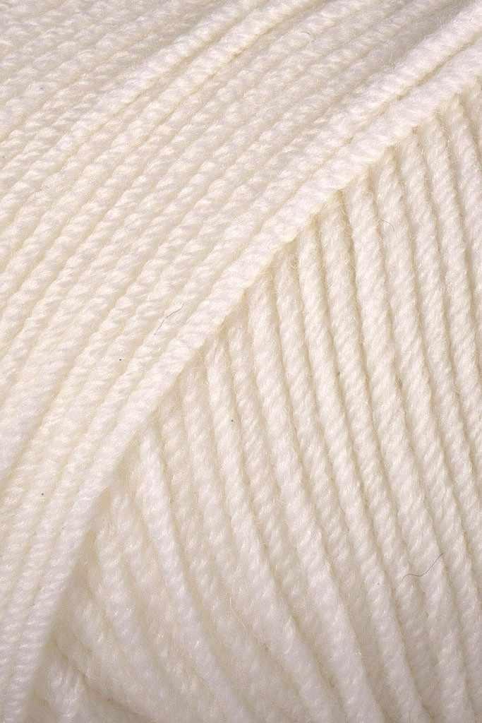 Пряжа Laines du Nord Dolly Baby Цвет.001 Белый