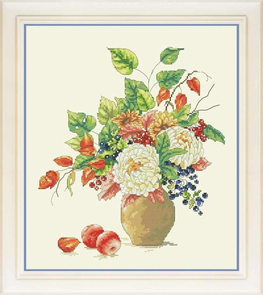 VN-091 Осенний натюрморт