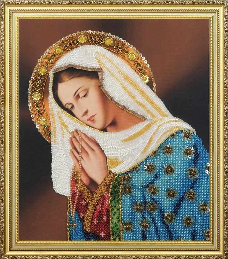 Р-358 Молящаяся Дева Мария