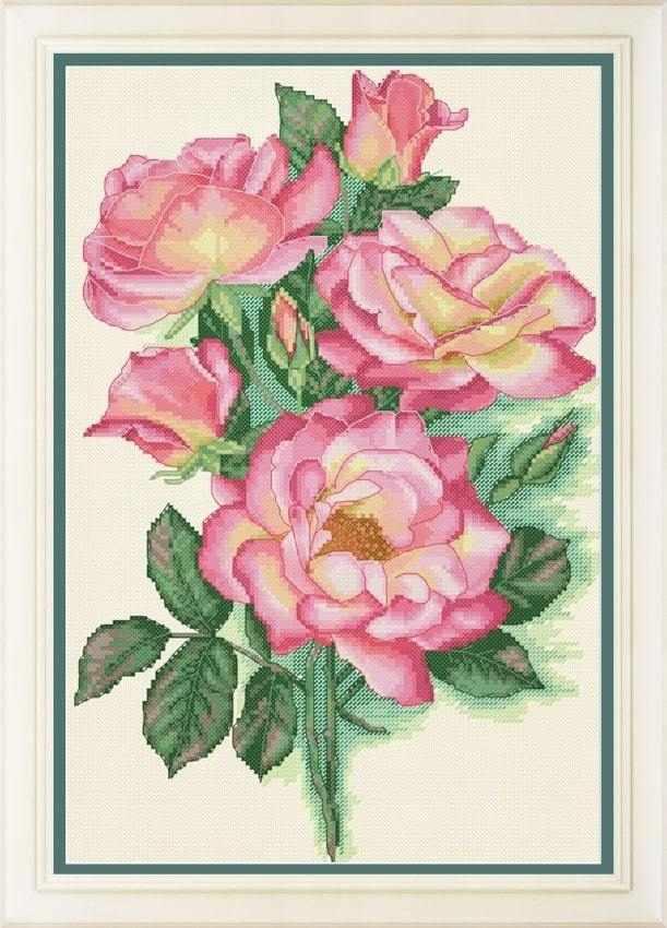VN-103 Садовые розы