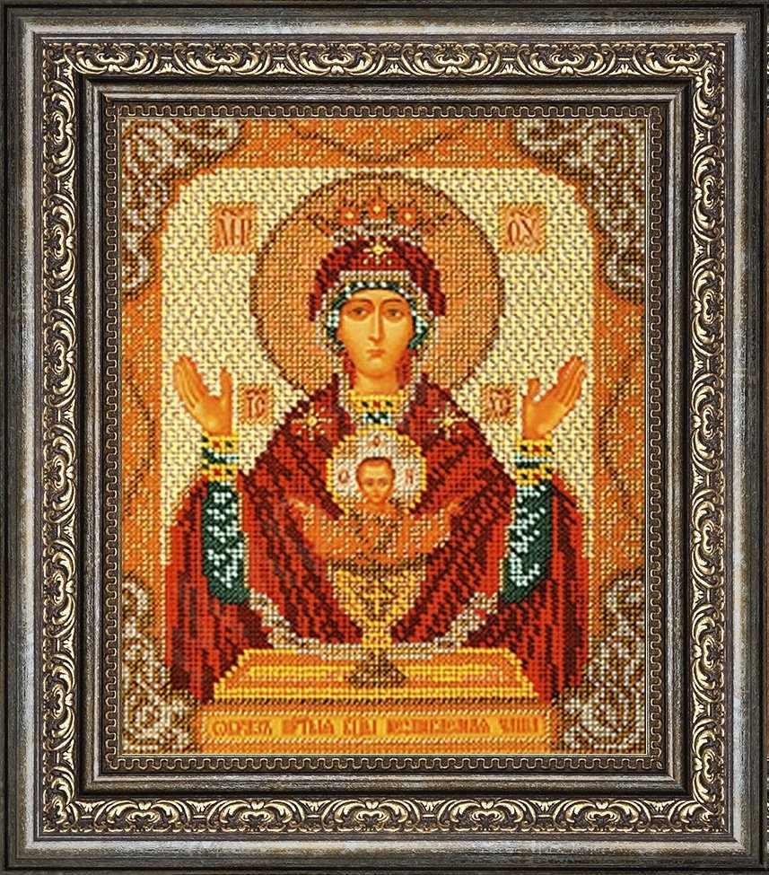 №19 Рамка для иконы Неупиваемая Чаша, 19,8х24 Арт 486-792