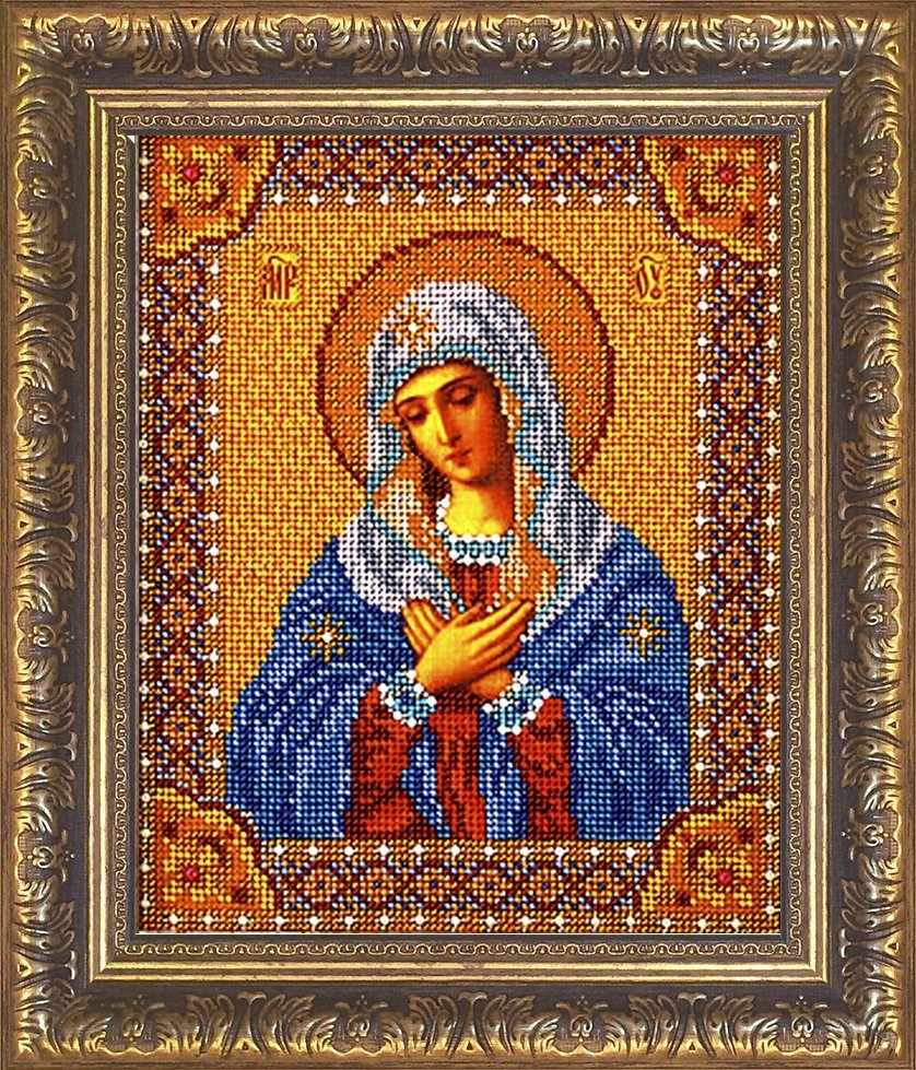 №7 Рамка для иконы Умиление, 20х24,8 Арт 829-107