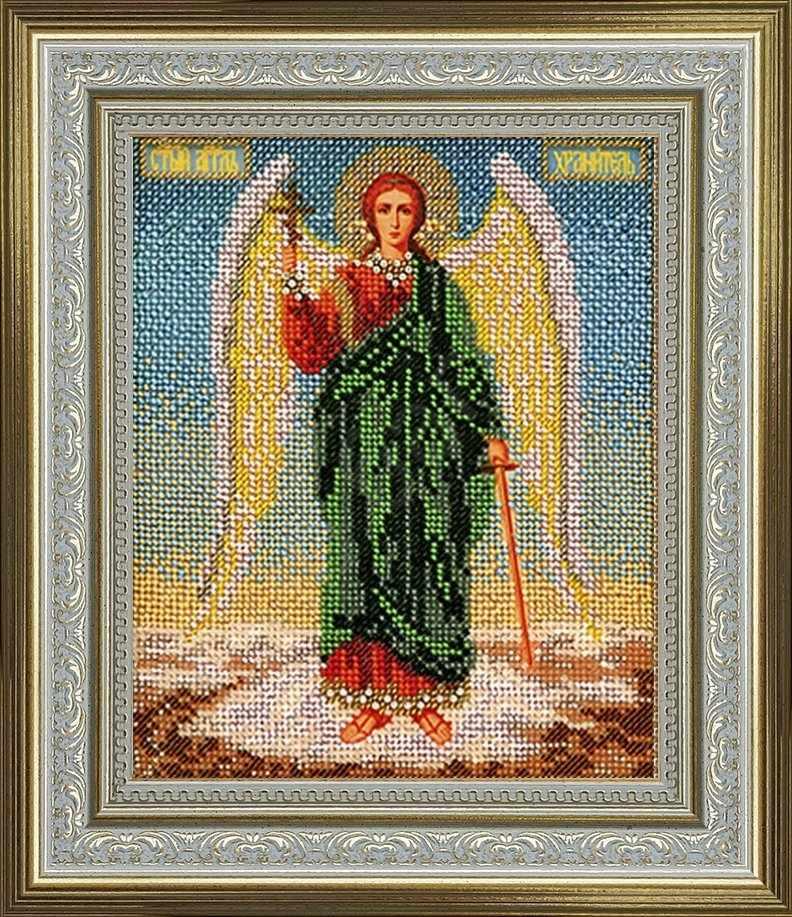 №14 Рамка для иконы Ангел Хранитель, 17,8х21,8 Арт 486-120