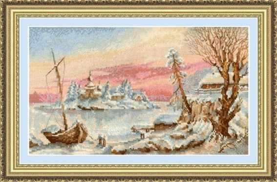 З-04 Замороженный остров