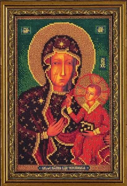 """B-194 """"Ченстоховская Богородица"""