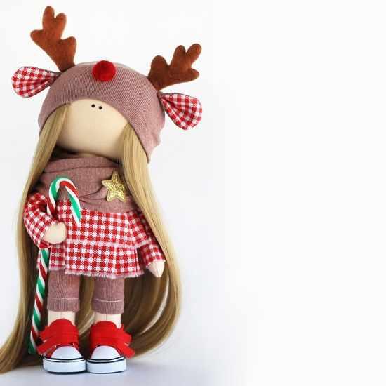"""Набор для создания текстильной куклы """"Венди"""""""