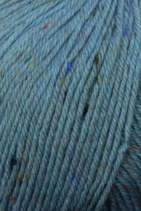 Пряжа  Holiday Tweed Цвет.39 Серо-голубой