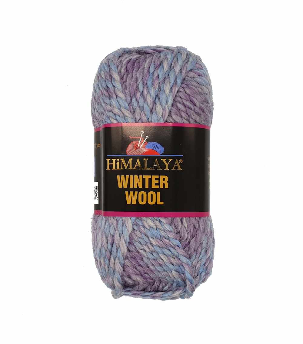 Пряжа Himalaya  Winter wool Цвет.24