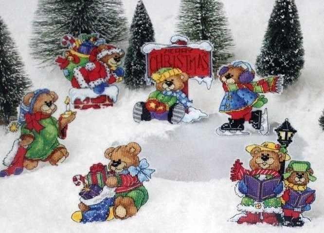 4461 Рождественские мишки