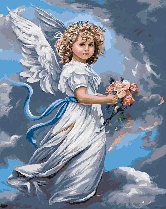 "gx3232 ""Небесный ангел"""