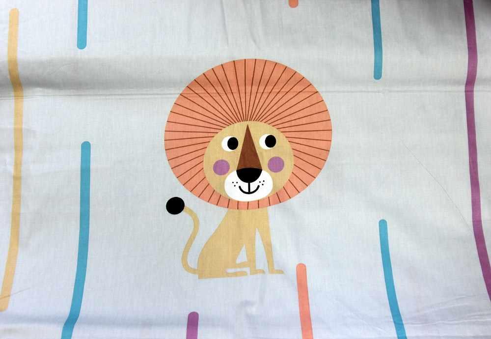 к24 купон малый лев (63*160 см)
