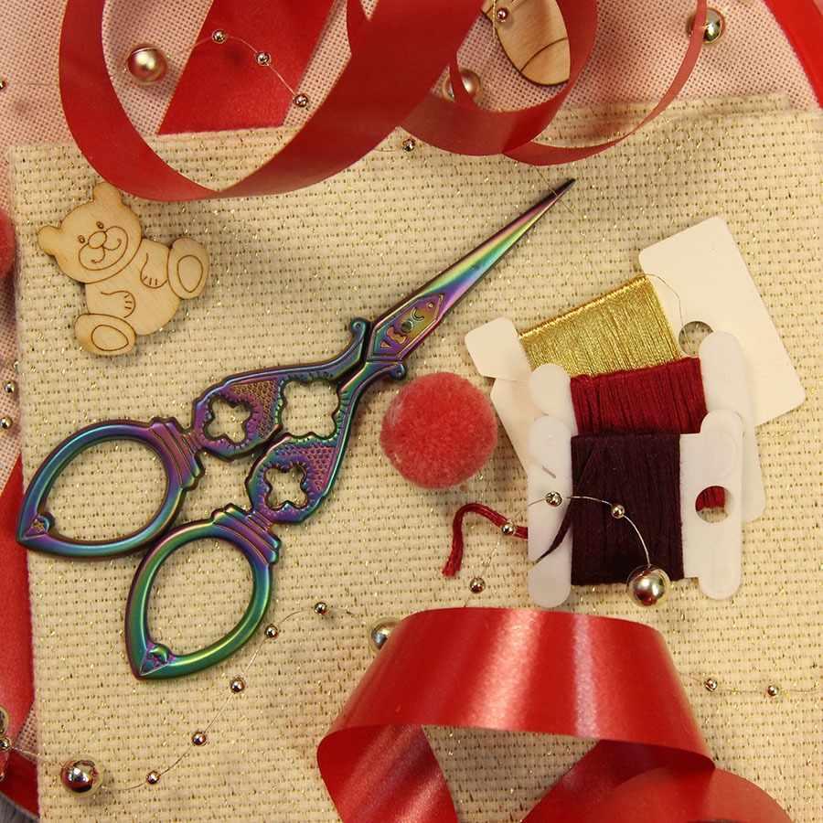 Ножницы для вышивания №22