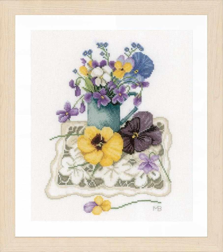 PN-0170951 Violets (Lanarte)