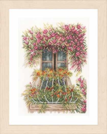PN-0171411 Flower Balcony (Lanarte)