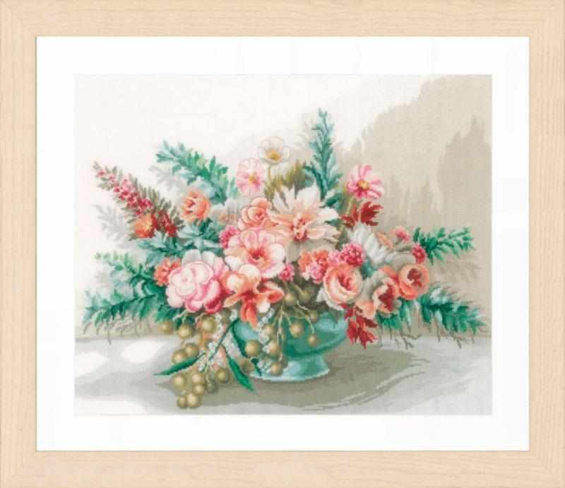 PN-0169794 Bouquet of flowers (Lanarte)