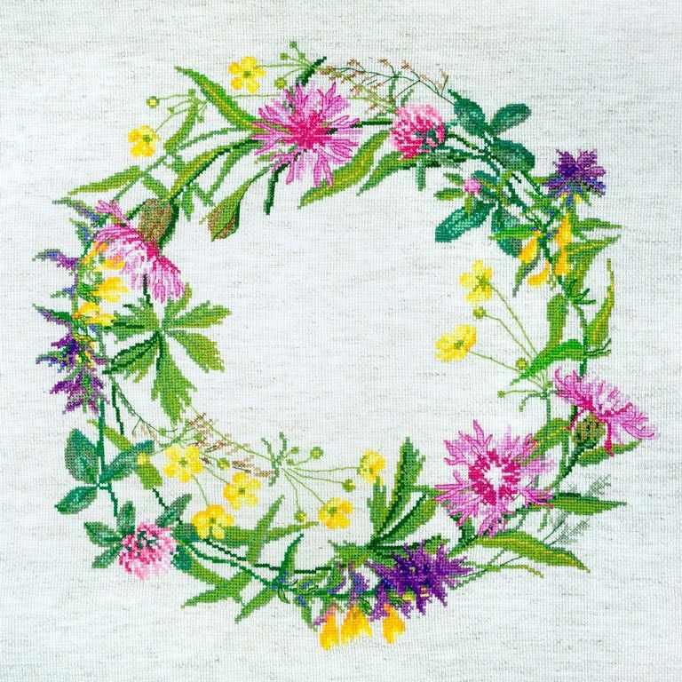 06.002.71 Полевые цветы